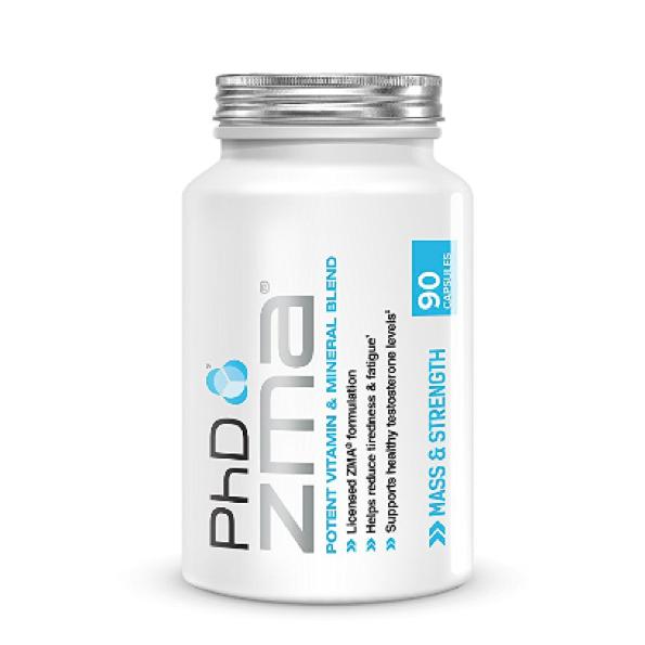 PhD Nutrition ZMA Capsules