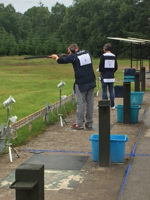Bronze Medal Match shoot-off