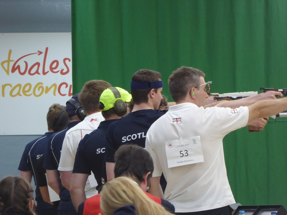 Men's 10m Air Pistol Final
