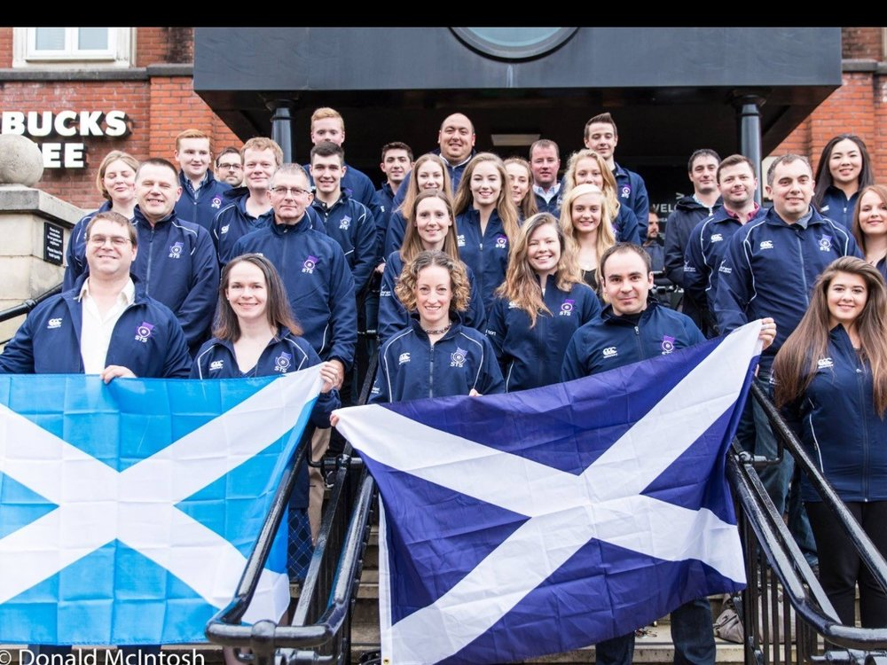 2016 Scottish Team