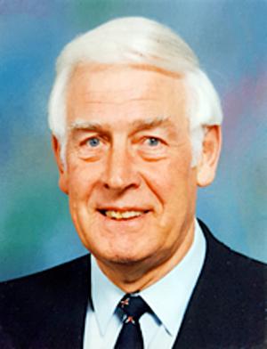 Major RJ (Bob) Aitken: 1935 – 2016