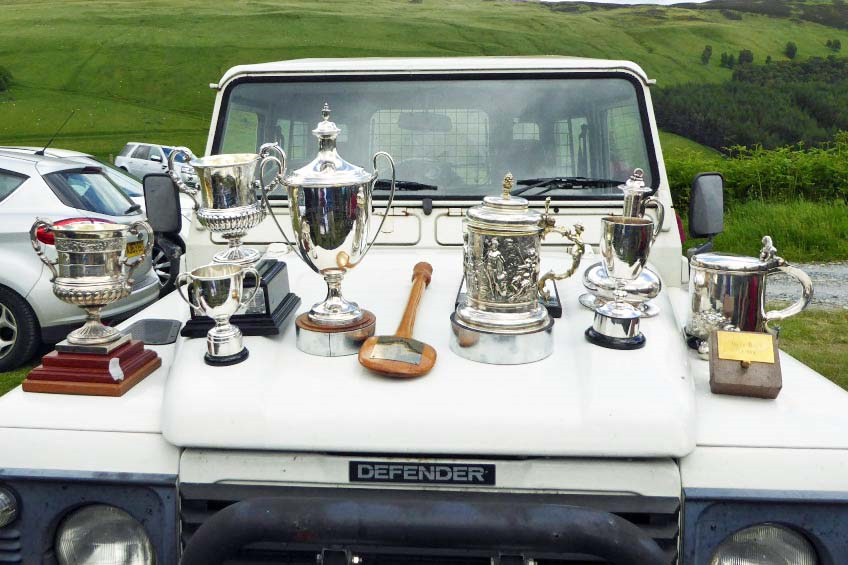 The Prizes (Defender not included)