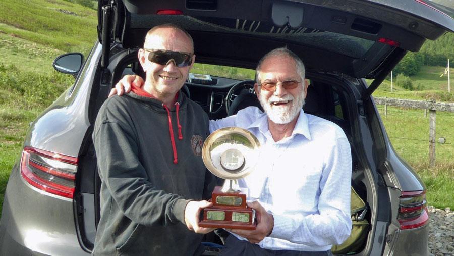 Pentagonal F-Open winners, Fife & Kinross Team score 284.14