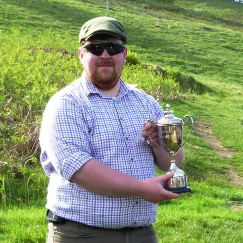 Pentagonal TRF winners, North of Scotland Team score 298v45