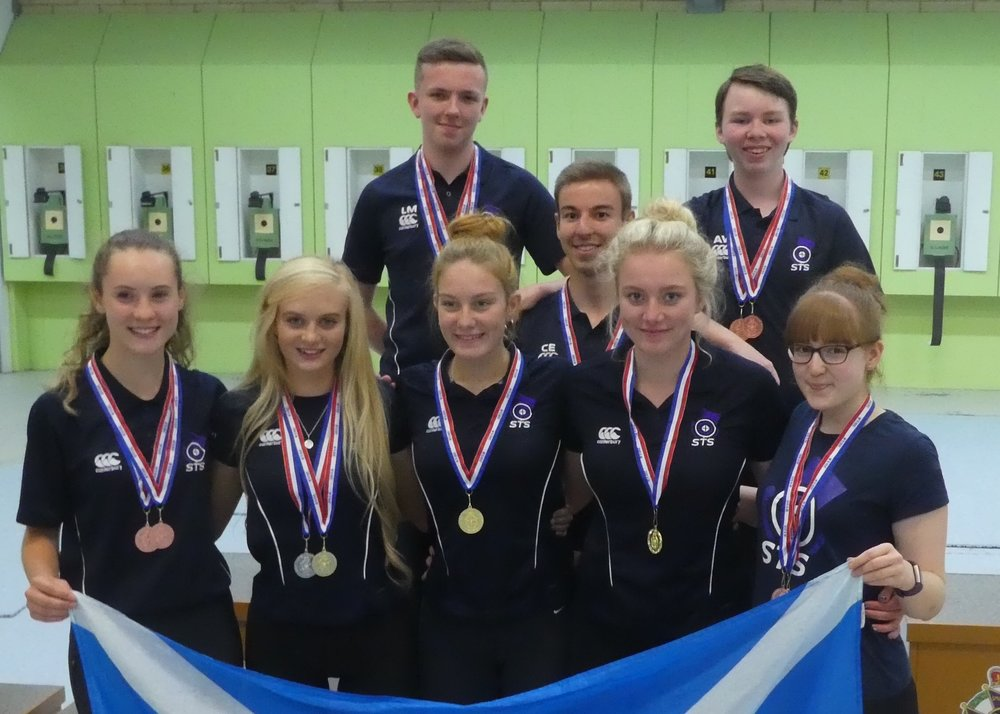 Congratulations everyone in the 2018 Junior International Scottish Team