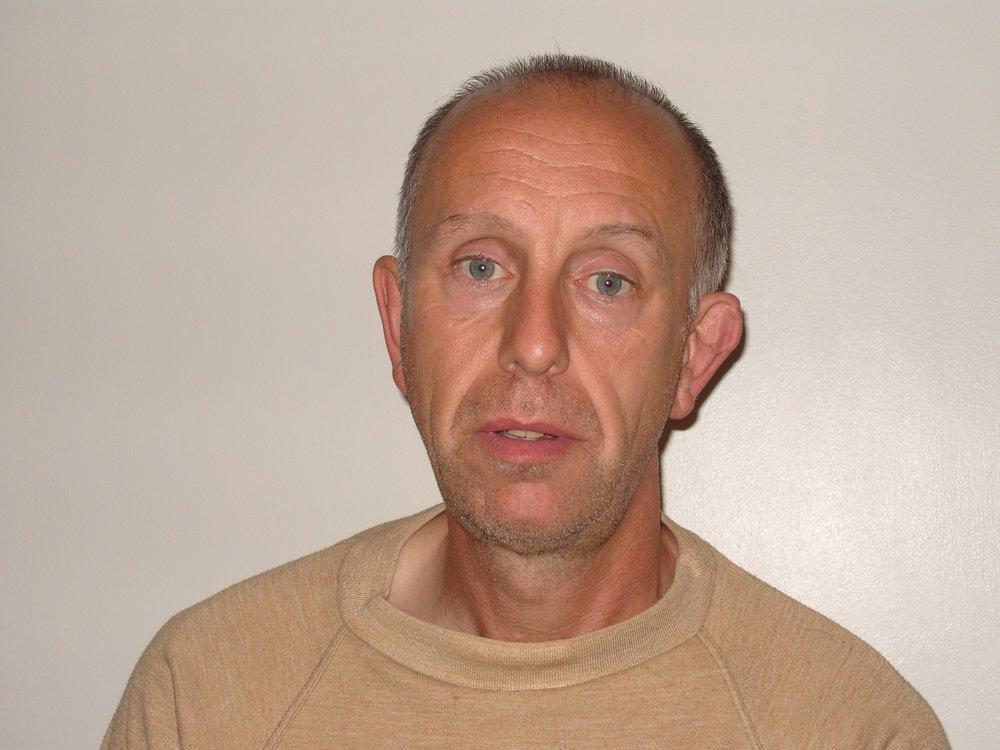 Mark Joyce, STS 10m Pistol Performance Coach