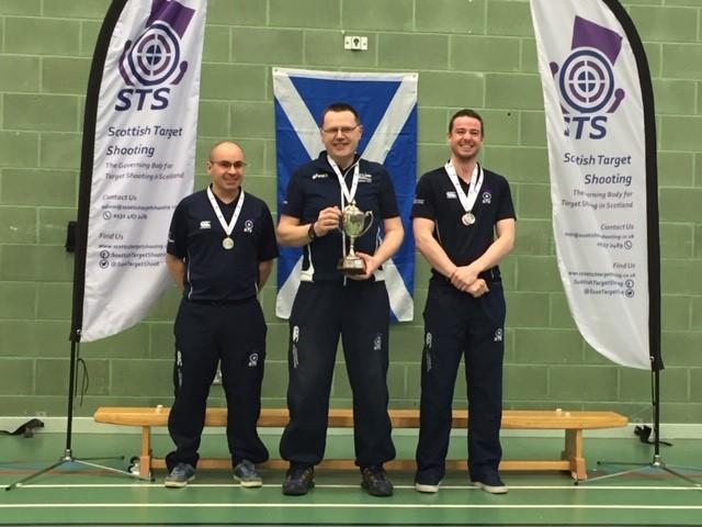 Winners - Men's 10m Air Pistol Championships