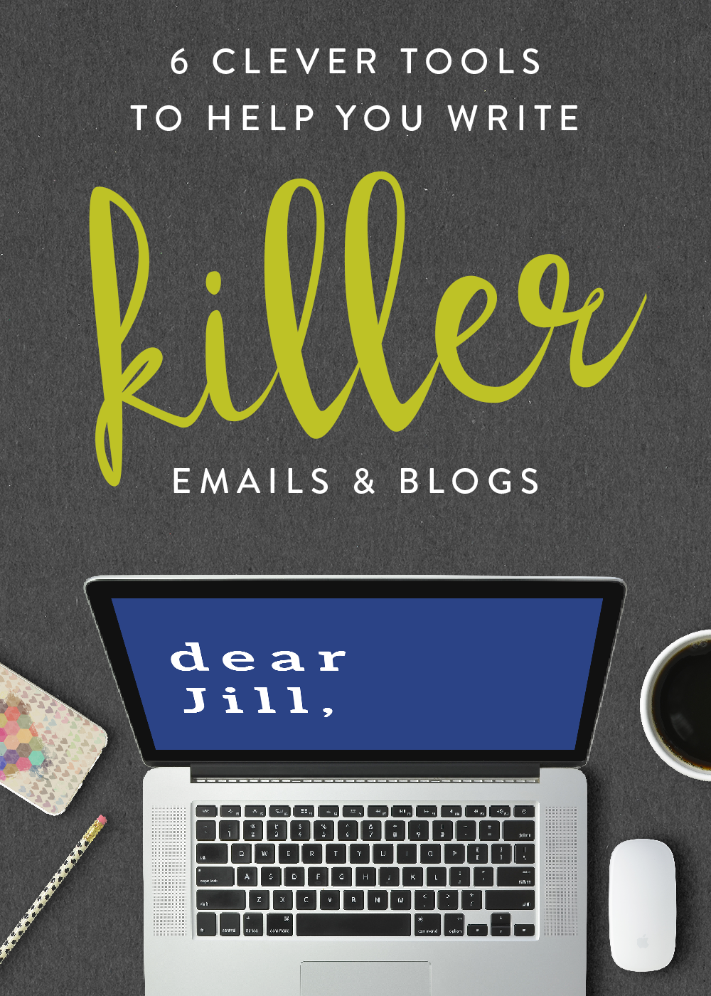 6 clever tools to help you write killer emails & blogs by www.garlicfriday.com