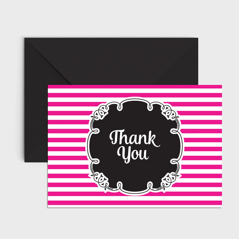 Cake Creations - Thank you cards by Garlic Friday Design