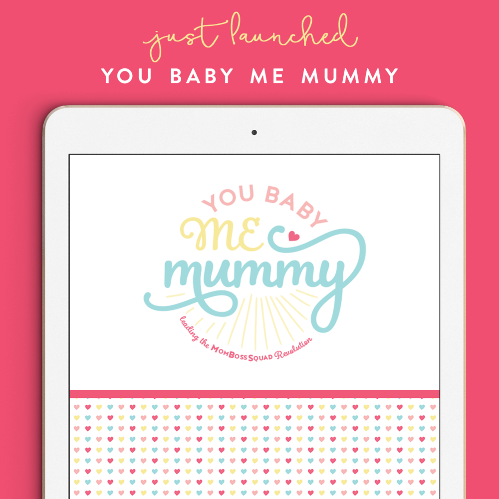 Coming Soon - You Baby Me Mummy