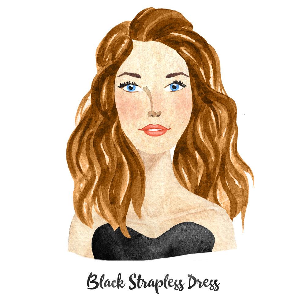 Black Strapless Dress.jpg