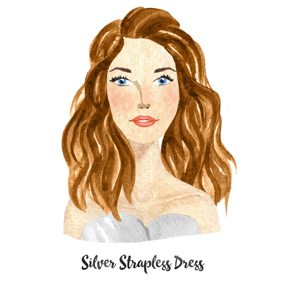 Silver Strapless Dress.jpg