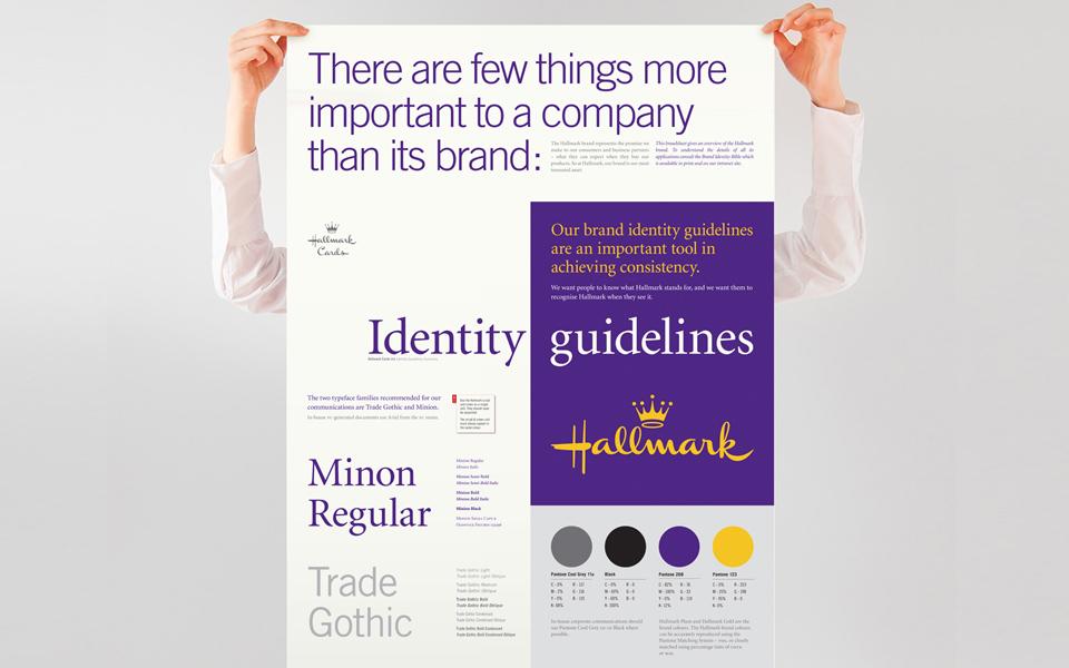 Definition of brand presentation and identity guidelines for uks definition of brand presentation and identity guidelines for uks leading greetings card company m4hsunfo