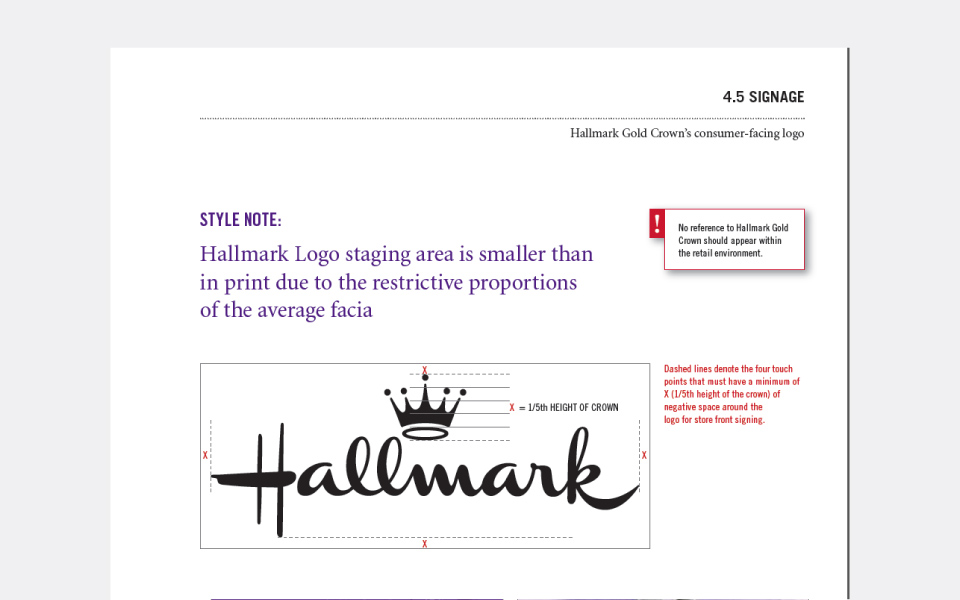 Definition of brand presentation and identity guidelines for uks hallmark 5g m4hsunfo