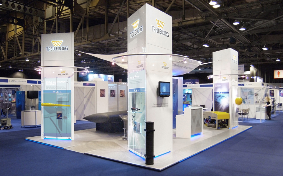 We bring together our extensive experience and expertise in both two and three-dimensional design to deliver exhibitions, trade shows and live events that meet objectives.