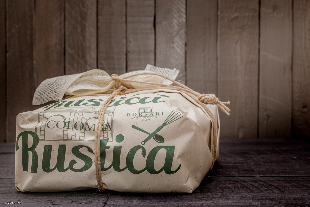 La Rustica, Poire et chocolat