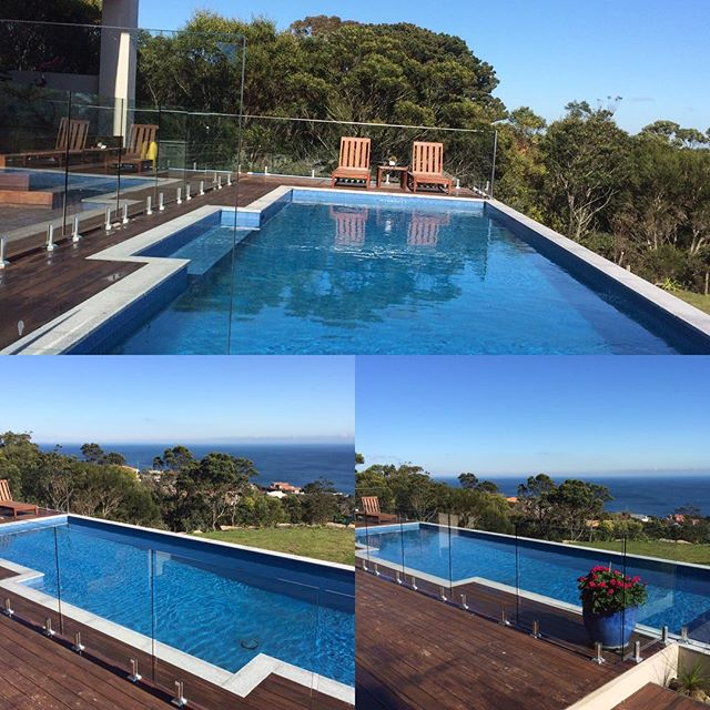Another one of our great pools in Mt.Martha#swimmingpools #mtmartha #morningtonpeninsula #poolcleaning #poolmaintenance
