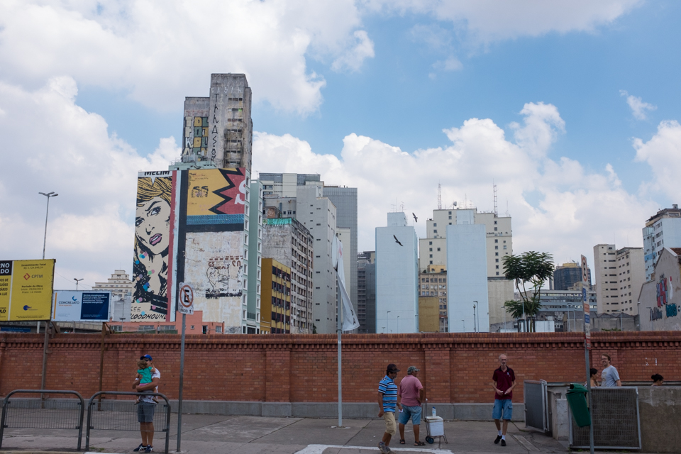 Sao Paulo streets