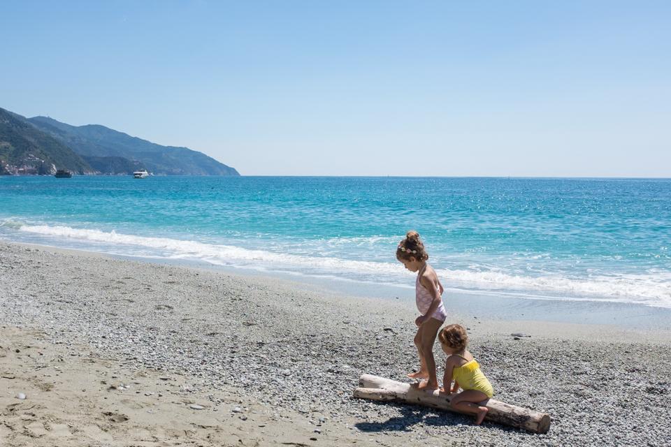 2 bambini, Monterosso