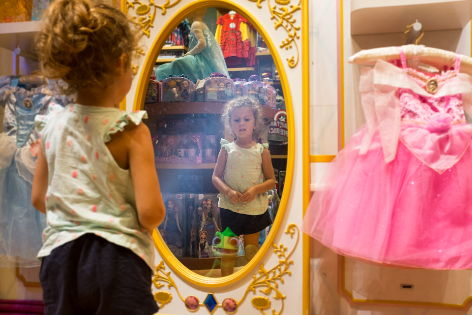 Magic Mirror in Milan