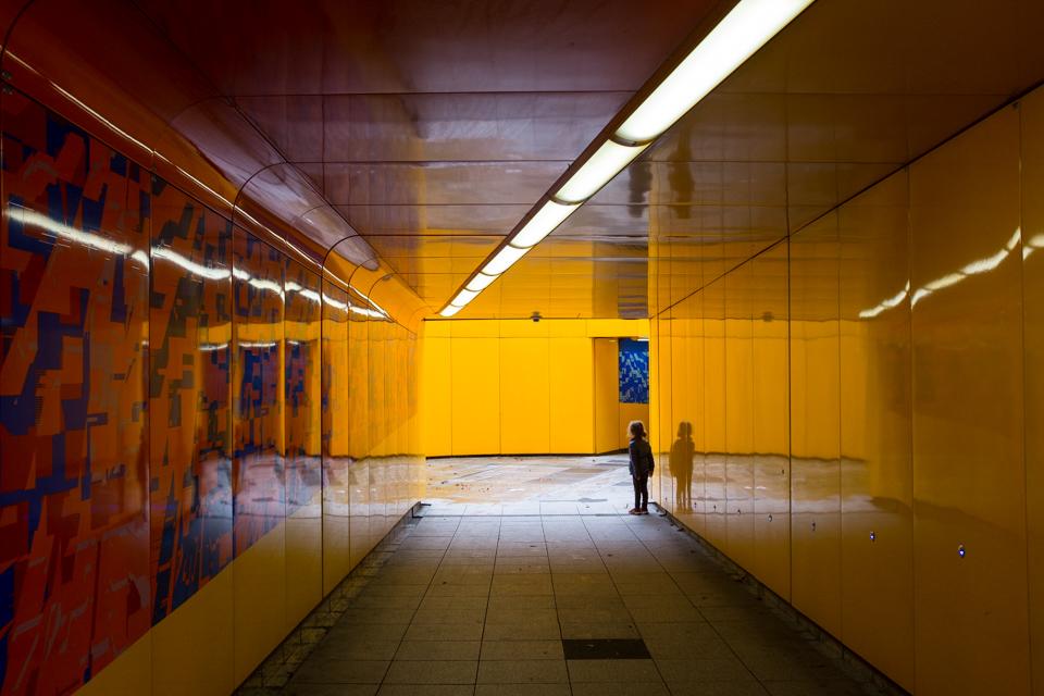 Paddington tunnels