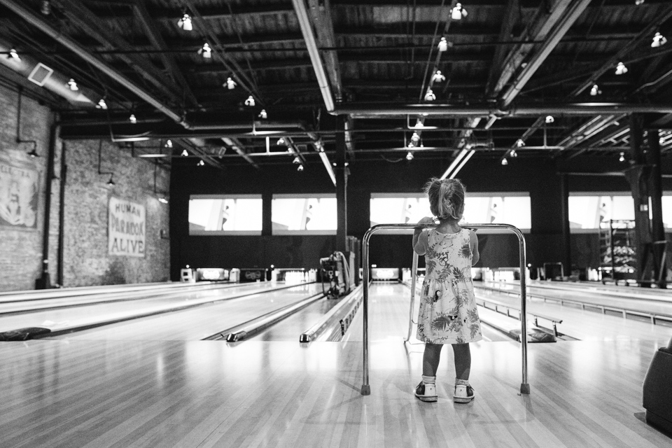 Bowling in Brooklyn