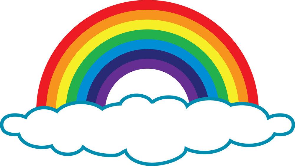 Regenbogen -