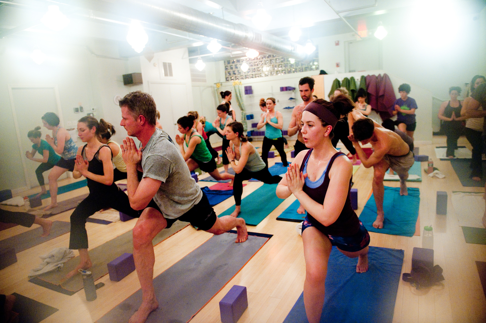 Learn More about Prana Power Yoga