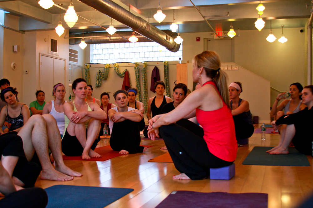 DEEPEN YOUR PRACTICE WITH TEACHER TRAININGS & WORKSHOPS