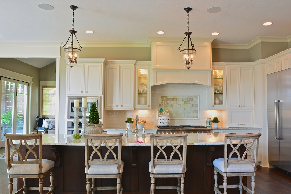 Kitchen Gallery From New Builds Old Town Design Group
