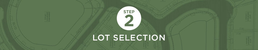 Step 2 - Lot selection