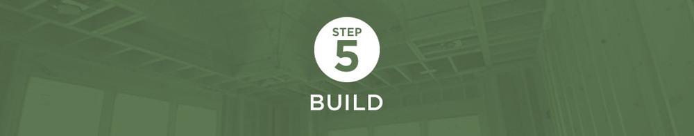 Step 5 - Build