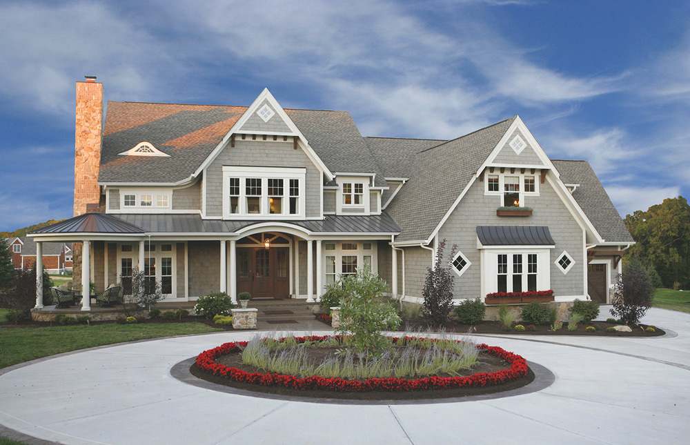 Gallery Custom Home Exteriors
