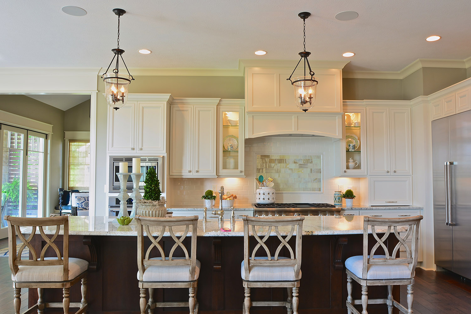 Gallery Custom Kitchens — Old Town Design Group
