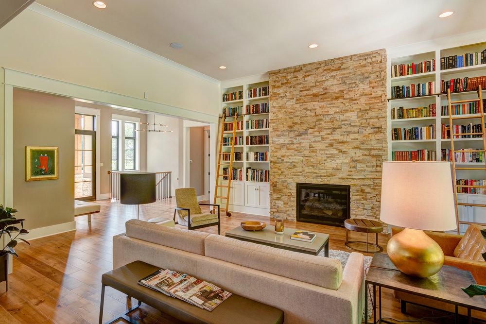 Custom Great Rooms