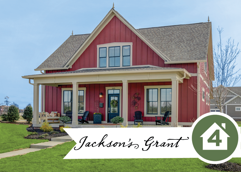 Fully Furnished Model505 Jackson's Grant BlvdFour bedroom model home located in Stableside in Jackson's Grant. -