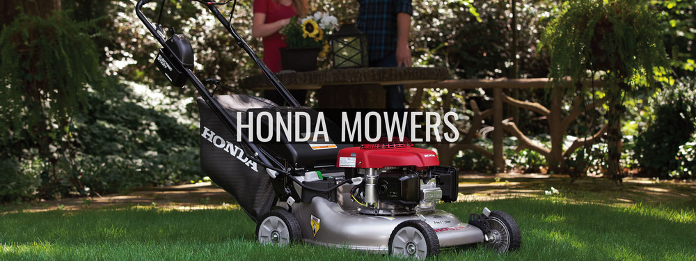 Honda Mowers
