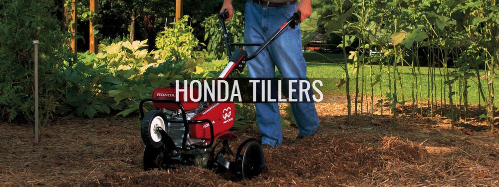Honda Tillers