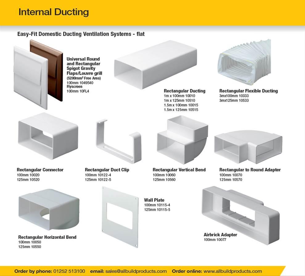Internal Ducting