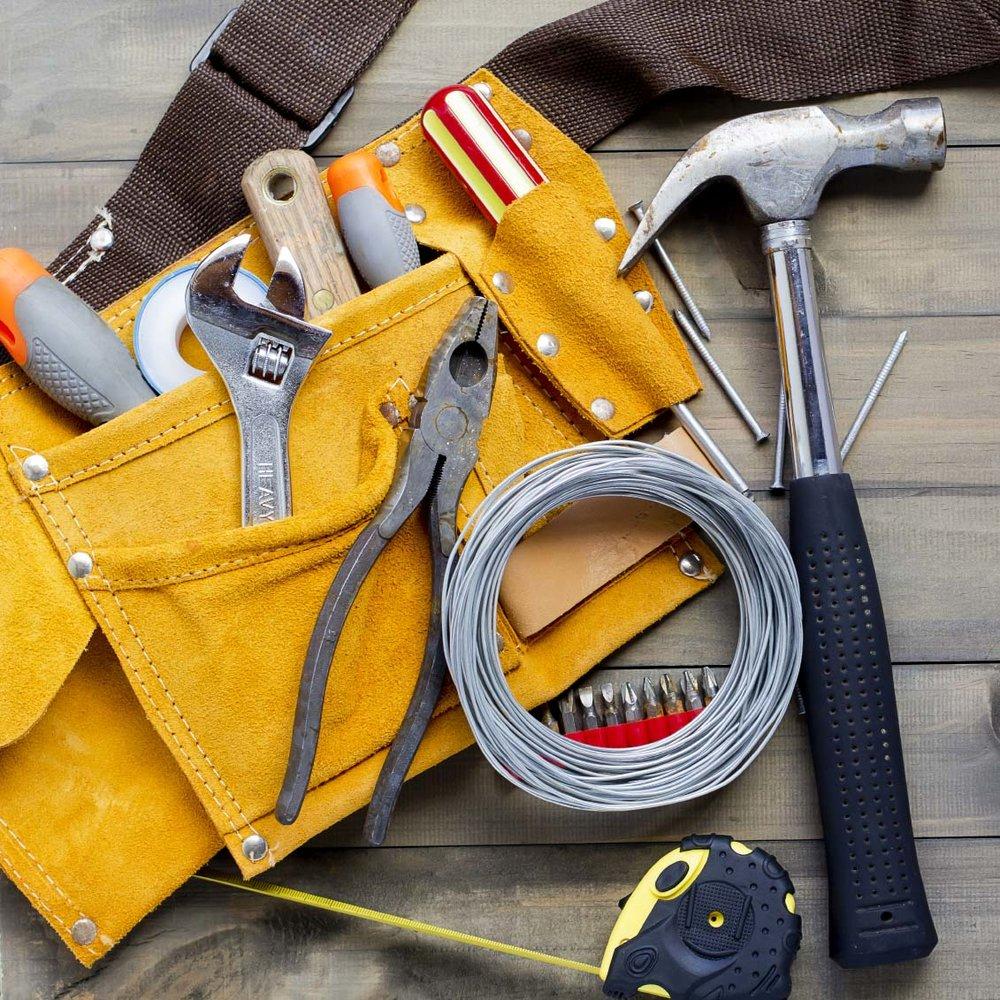 Equipment & Tools -