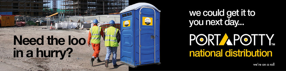 Portapotty - PORTABLE TOILET hire TO SITE IN 48 HOURS