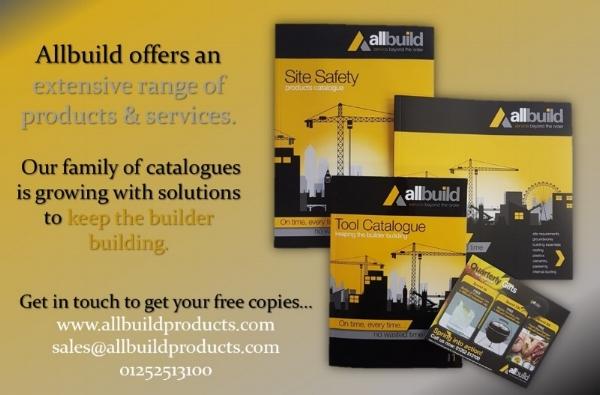 Allbuild Catalogues