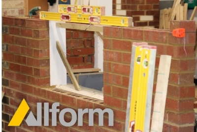 Save money, time and extra labour with our preformed, bespoke window former service -