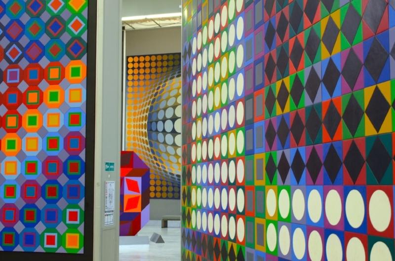 twinky lizzy blog aix en provence - fondation vasarely 07.jpg