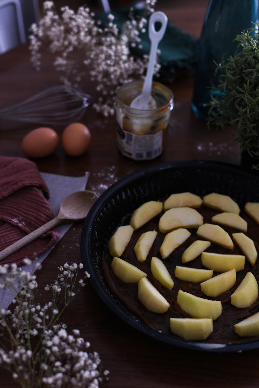 twinky lizzy blog aix en provence - recette gateau pomme caramel beurre sale 04.jpg