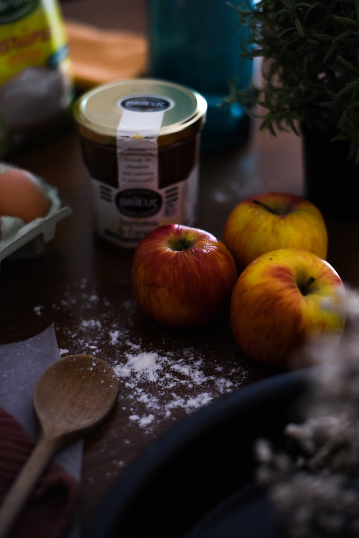 twinky lizzy blog aix en provence - recette gateau pomme caramel beurre sale 01.jpg