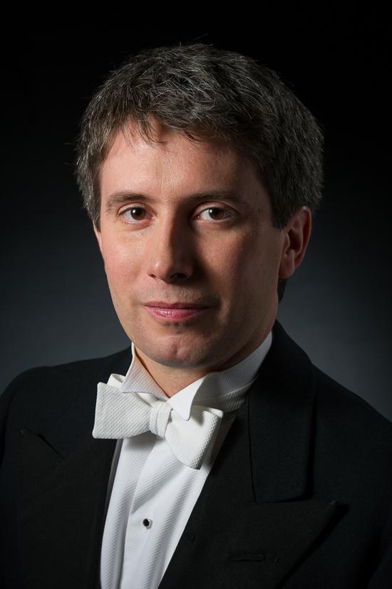 Clive DRISKILL-SMITH — organist