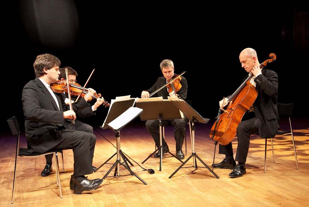 The KREUTZER Quartet