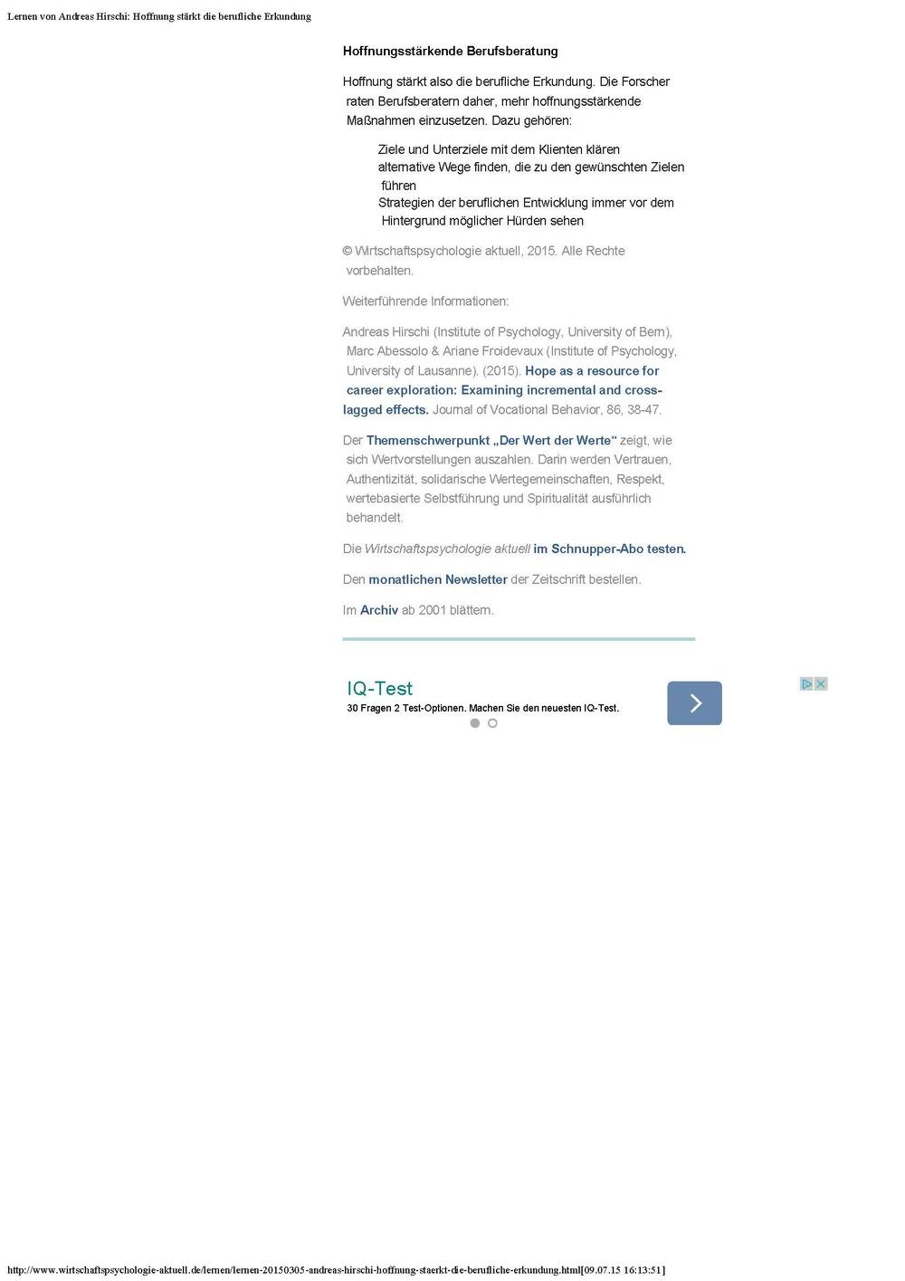 WPaktuell-Lernen von Andreas Hirschi- Hoffnung stärkt die berufliche Erkundung_Seite_2.jpg