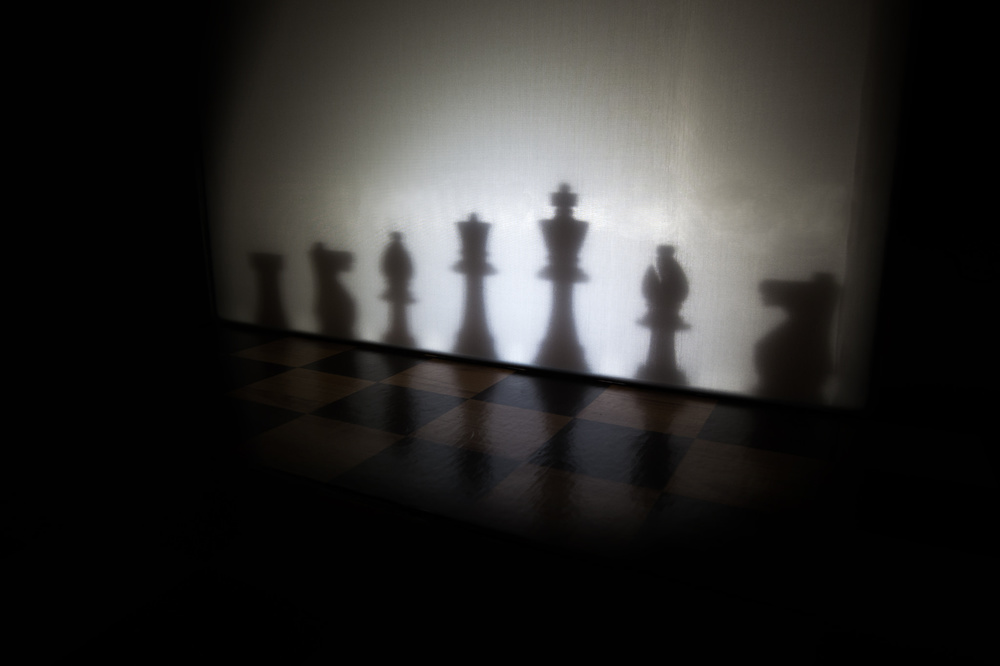Shadow Chess by Anders Eriksson, CC BY 2.0